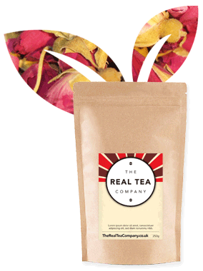 Summer Rose Herbal Tea