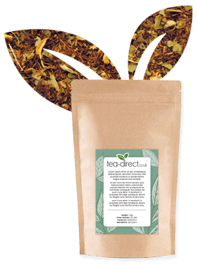 Rooibos Orange and Eucalyptus Tea
