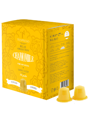 Chamomile Tea Pods - 80 Pack