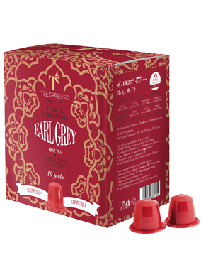 Earl Grey Tea Pods - 80 Pack