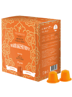 Marrakesh Mint Tea Pods - 80 Pack