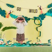 GO WILD PARTY IDEAS
