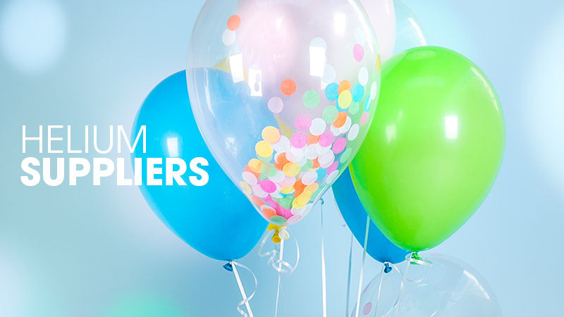 HELIUM SUPPLIERS