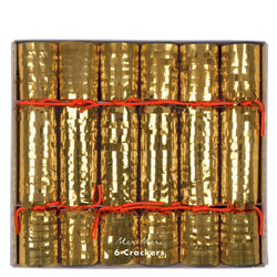 Gold Fringed Crackers