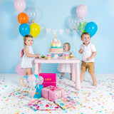 Rainbow Mix Party Balloons
