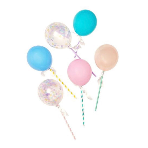 Pastel Balloon Pops
