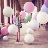 Multi Colour Giant Balloons