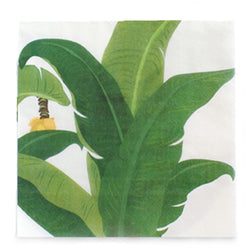 Tropical Leaf Napkins (20 Pack)