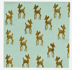 Golden Fawn Napkin - 16 pack