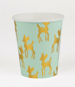Golden Fawn Cups