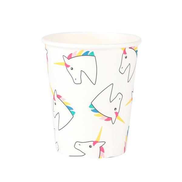 Unicorn Cups (8 Pack)