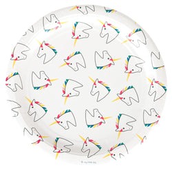 Unicorn Paper Plates (8 Pack)