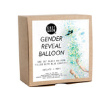 Gender Reveal Confetti Jumbo Balloons