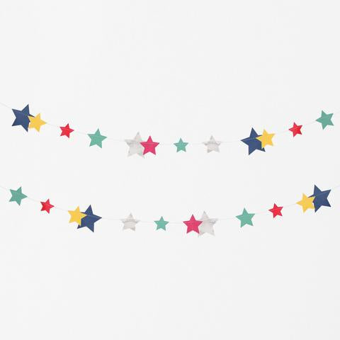 Disco Star Garland