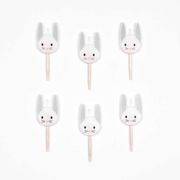 Mini Bunny Candles