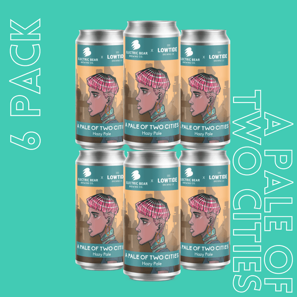 A Pale Of Two Cities 0.5% Alcohol free pale ale 6-pack
