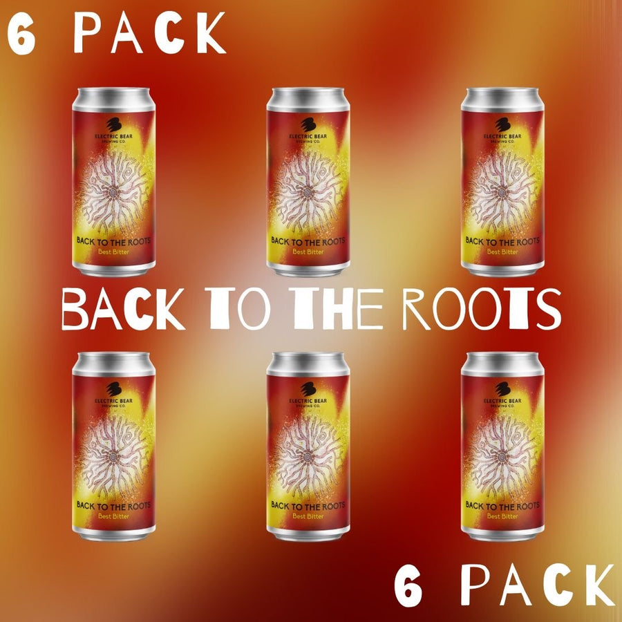 Back to the roots best bitter 6 pack