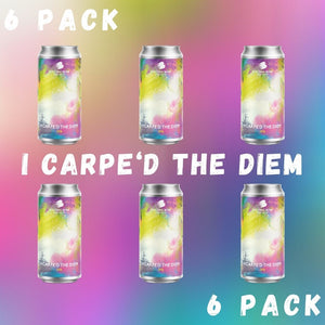 I Carped The Diem - 6% IPA - 440ML 6-Pack
