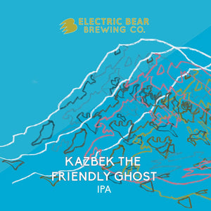 Kazbek The Friendly Ghost -IPA - 5.5% - 440ML CAN