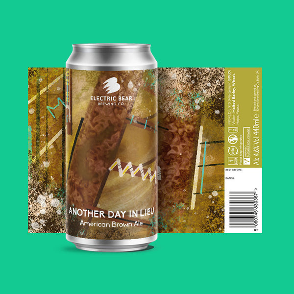 Another Day In Lieu 4.6% American Brown Ale 440ml Can