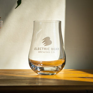 Lawrence 40cl Logo Etched Glass