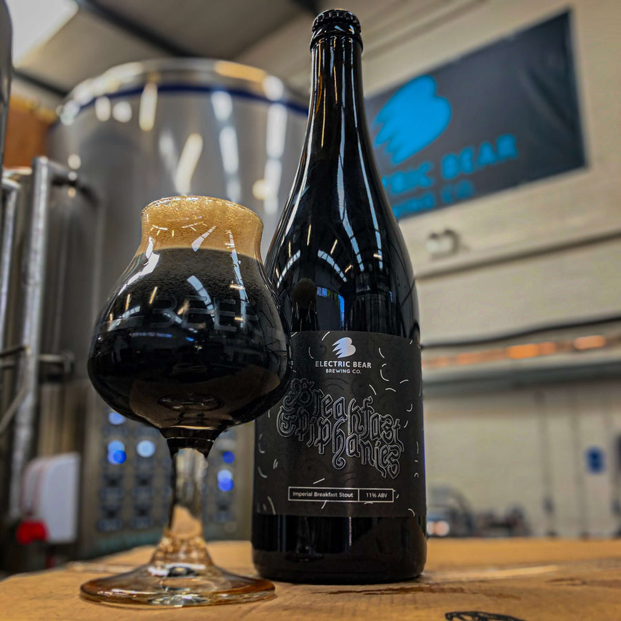 Breakfast Epiphanies - Imperial Breakfast Stout - 11% - 750ML bottle