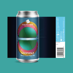 Loophole - 4.2% - Pale Ale - 440ML CAN