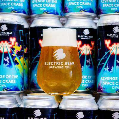 Revenge Of The Space Crabs 8.5% DIPA 440ml can