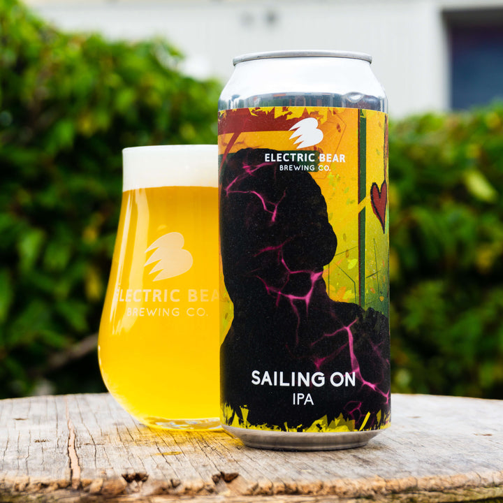Sailing on 6.5% IPA 440ml Can