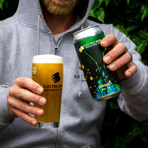 Mixed Pale Case No.8 - Free Delivery on 12 Mixed Cans of Our Freshest Pale Ales
