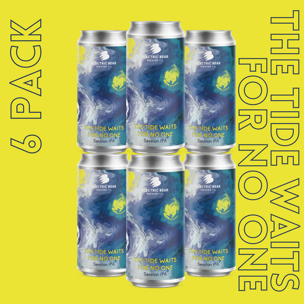 The Tide Waits For No One - 5.3% - Session IPA - 6 PACK