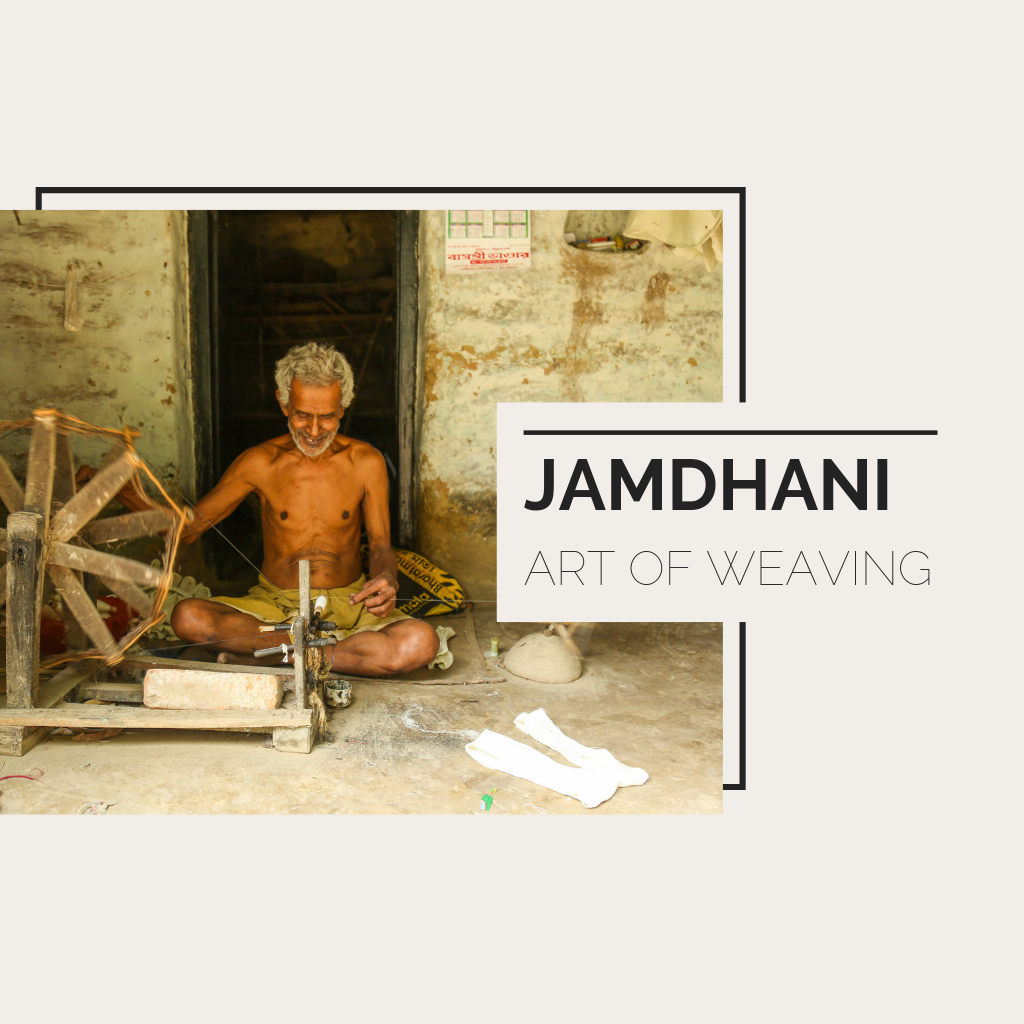 Jamdhani - Art of Weaving