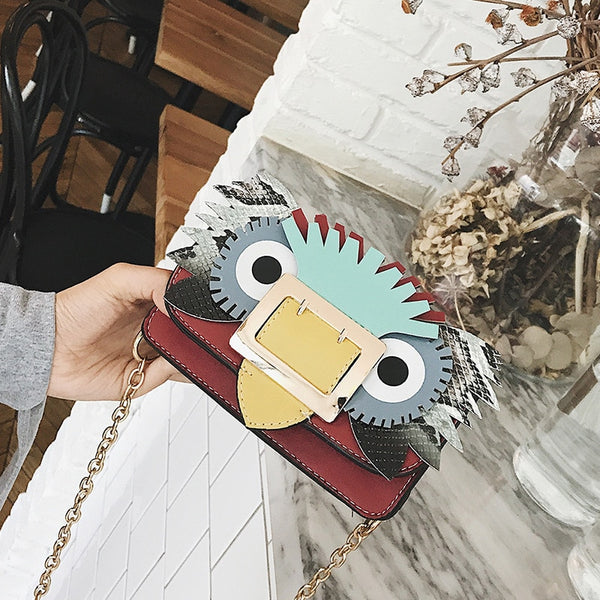 Bolsa Feminina Cute Cartoon