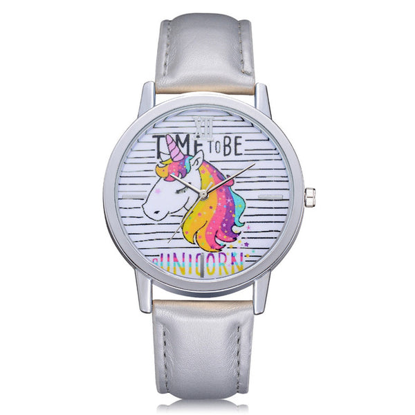 Relogio Unicornio Fashion - Império Descontos