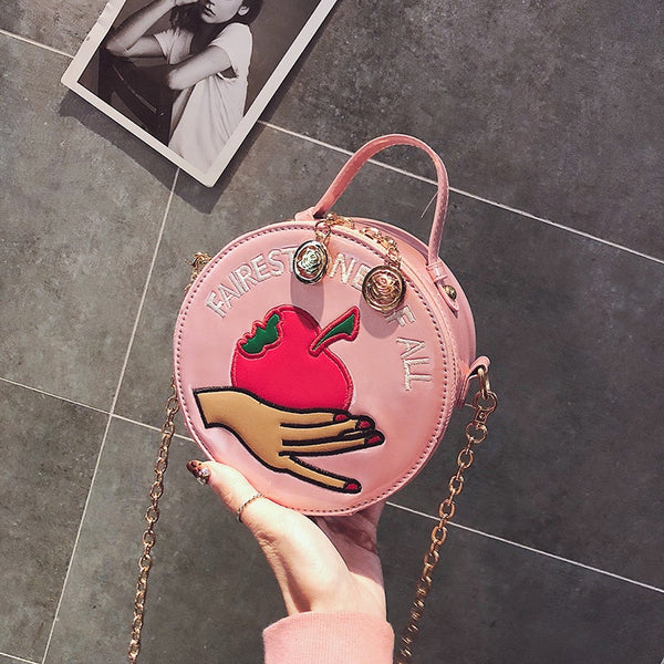 Bolsa Feminina Apple Fashion