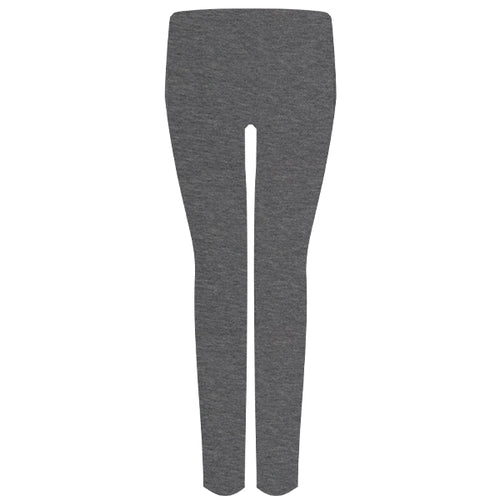 Simply Southern Leggings in Dark Heather Gray