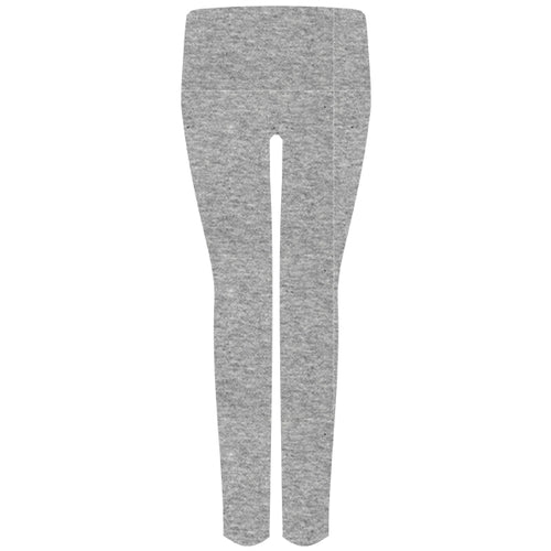 Simply Southern Leggings in Heather Gray