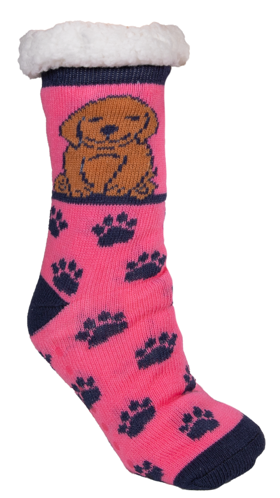 Simply Southern Camper Sock in Dog