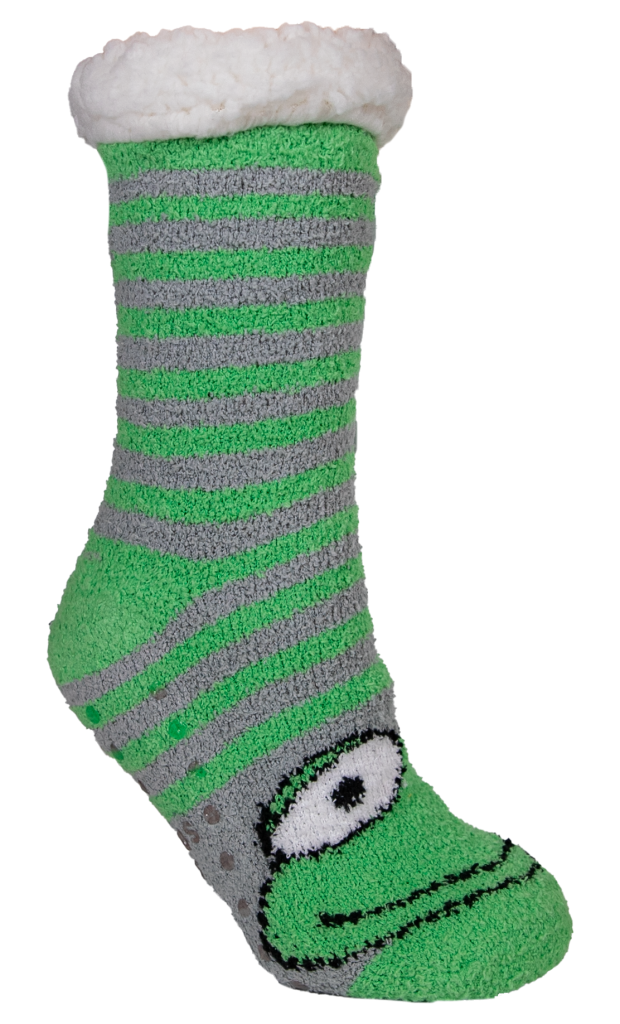 Simply Southern Camper Sock in Frog