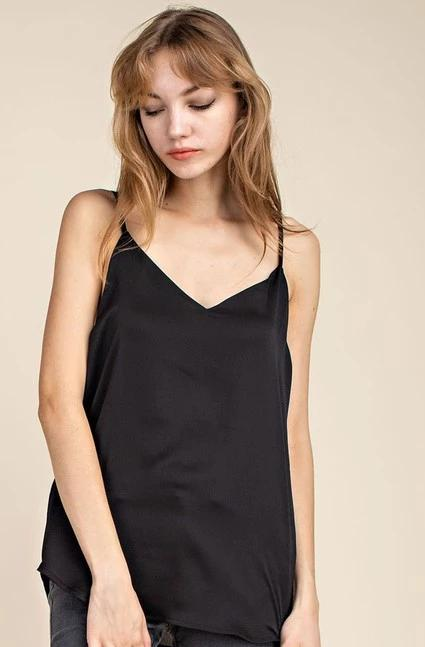 Norah Camisole in Black