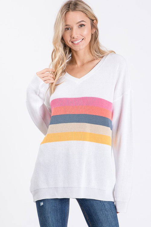 Pacey Colorblock Sweater