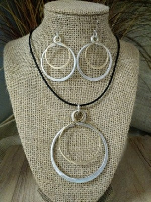 Circle Double Collection by The Artist Jay