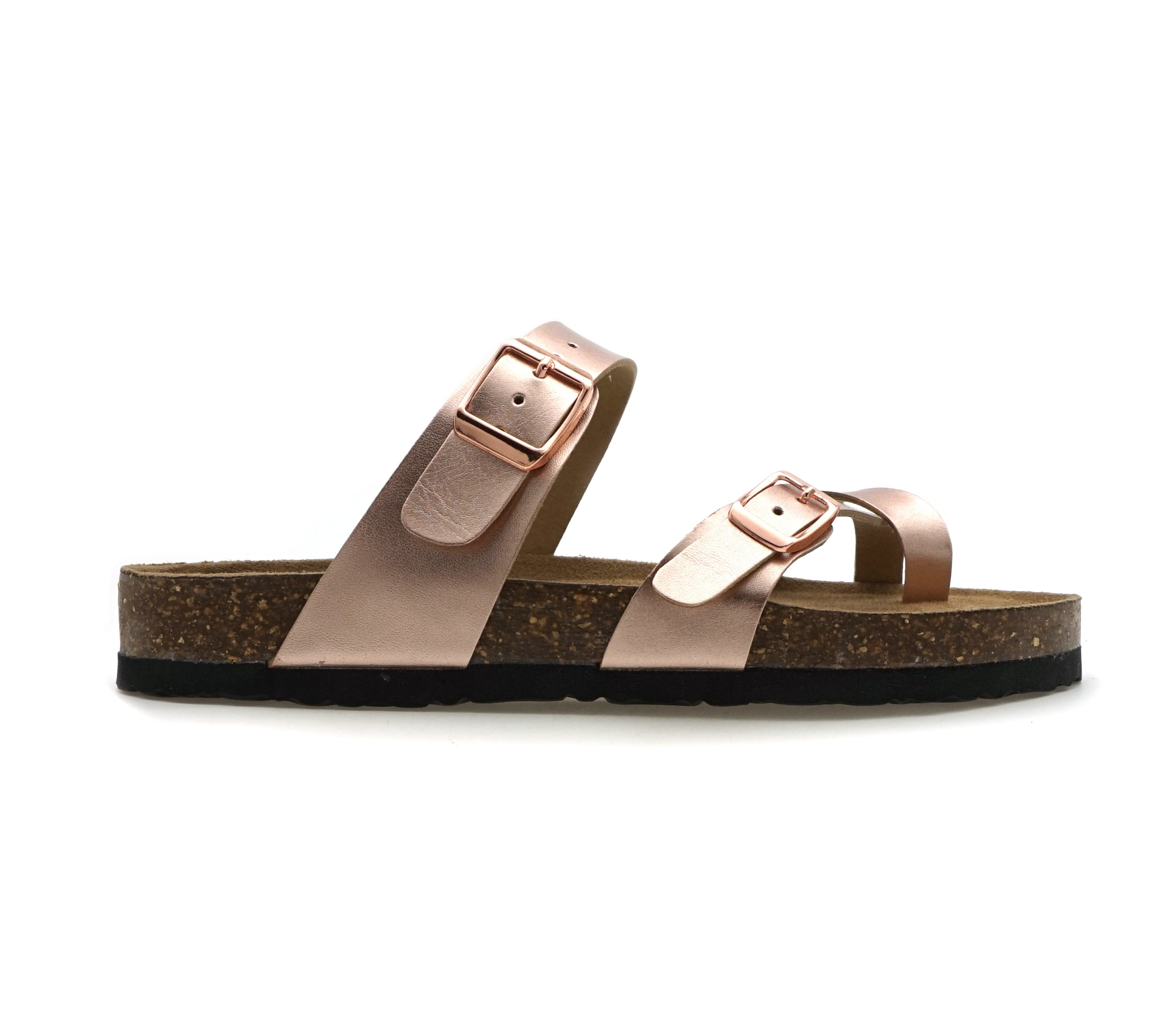 Bork 30 Sandal in Rose Gold