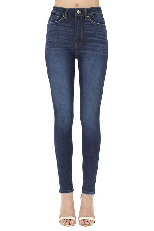 Isabella High-Rise Skinny Jean by KanCan