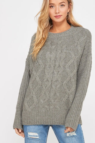 Blooming Romance Sweater