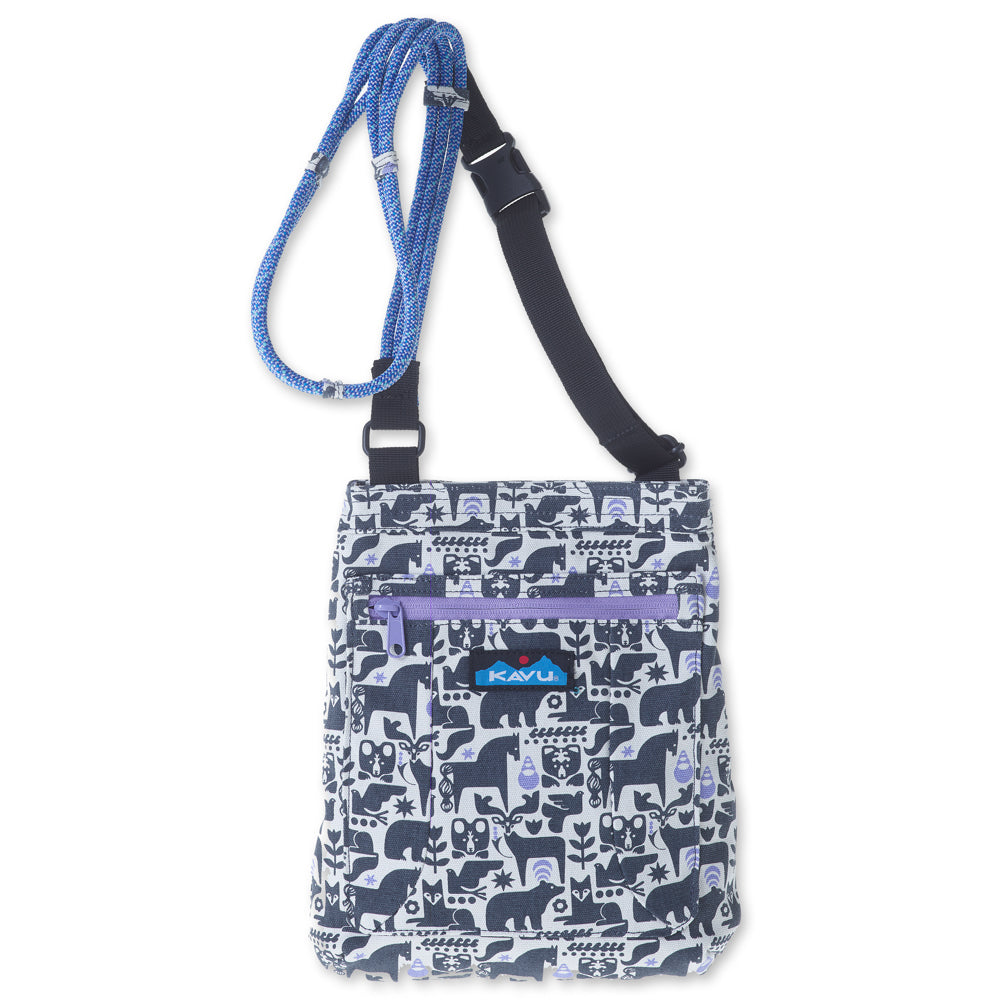 KAVU Keepalong in Charcoal Fable