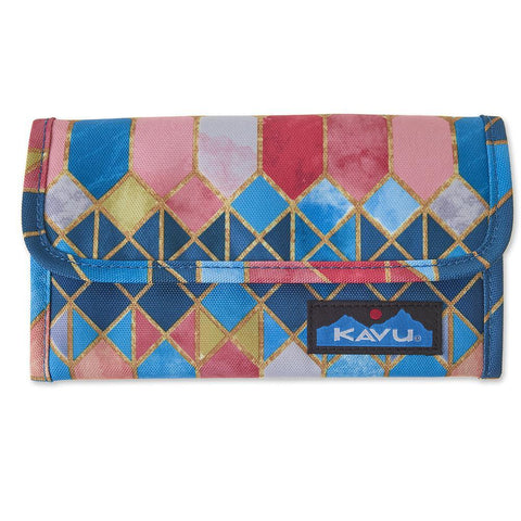 KAVU Rope Sling in Painted Floral
