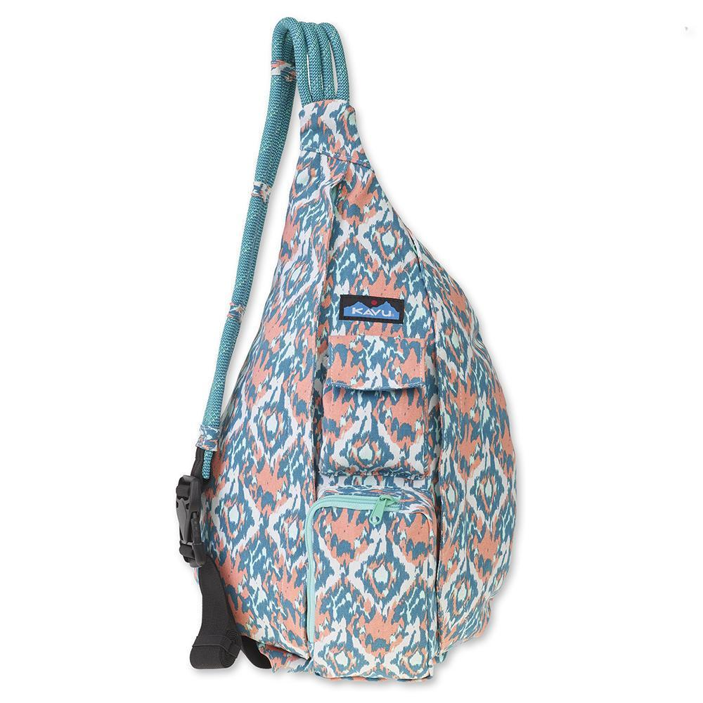 KAVU Rope Bag in Beach Paint