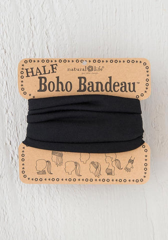 Boho Bands in Red Blue Black