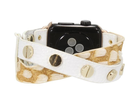 Erimish Apple Watch Band in Cinderella